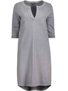BASIC DRESS L.Grey