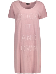 Juul & Belle Jurk ROCK DRESS Pink