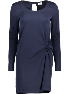 Vila Tuniek VILISTY L/S DRESS 14040367 Total Eclipse
