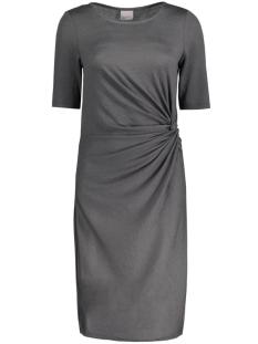 VMSACHI 2/4 KNOT ABK DRESS JRS 10174606 Dark Grey Melange