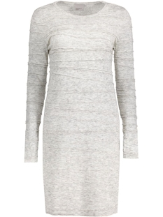 Vero Moda Jurk VMMONTANA 3/4 DRESS 10169823 Light Grey Melange