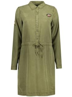 VIMAYOR L/S DRESS 14041274 Ivy green