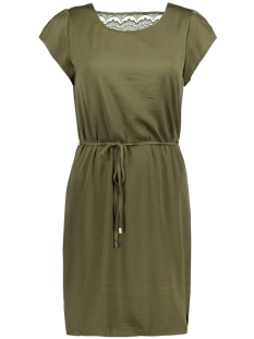 Vila Jurk VIMELLI POCKA DRESS-NOOS 14039514 Ivy Green