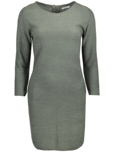 JDYMATHISON 7/8 ZIP DRESS KNT 15140311 Balsam Green