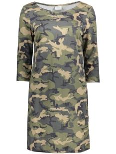 Vila Jurk VITINNY PRINTET DRESS 14042573 Ivy Green/Camouflage