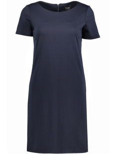 Vila Jurk VITINNY NEW S/S DRESS - NOOS 14032604 Total Eclipse