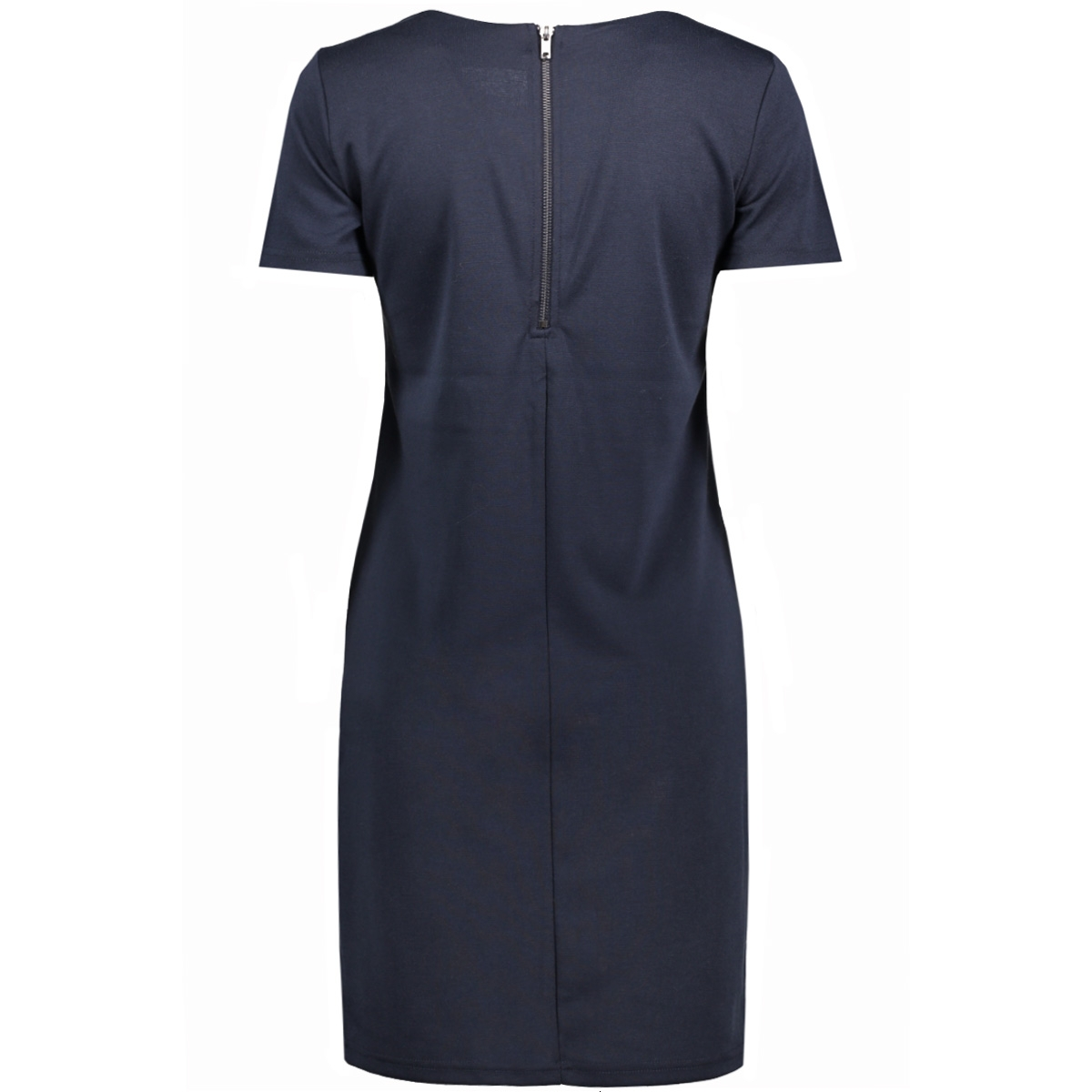 vitinny new s/s dress - noos 14032604 vila jurk total eclipse