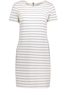 VITINNY NEW S/S DRESS - NOOS 14032604 Snow White/Total Eclipse