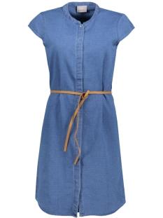 VMVEDA SS DENIM SHIRT DRESS 10170807 Medium Blue Denim