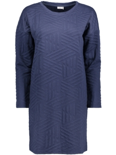 JDYFIONA L/S DRESS JRS 15127394 Mood Indigo