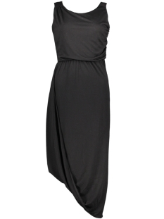 Vila Jurk VIAMALIE S/L DRESS 14040365 Black