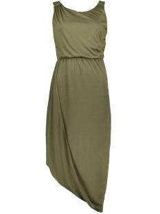 Vila Jurk VIAMALIE S/L DRESS 14040365 Ivy Green