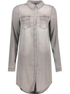 Vila Jurk VIBISTA DENIM DRESS /1 14043054 Grey Denim