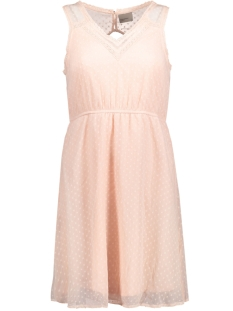 VMBIANCA S/L MINI DRESS NOOS 10171328 Peach Whip