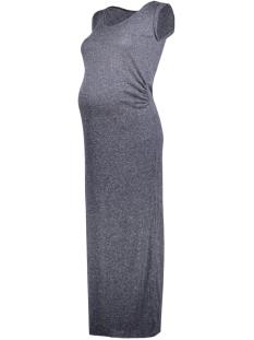 Mama-Licious Positie jurk MLNELLA JERSEY MAXI TANK DRESS V 20007151 Navy Blazer/Melange