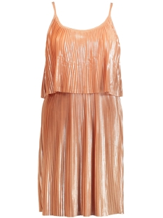 NMABA S/L SHORT DRESS 2 10173364 Dusty Coral