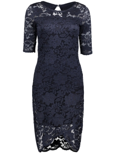 Vila Jurk VIFILIA DRESS 14040186 Total Eclipse