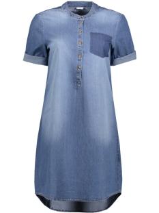 Jacqueline de Yong Jurk JDYLEGEND 2/4 POCKET DRESS WVN 15129477 Medium Blue Denim