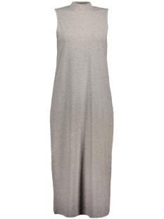 NMHOPE S/L CALF DRESS 4X 10179898 Light Grey Melange