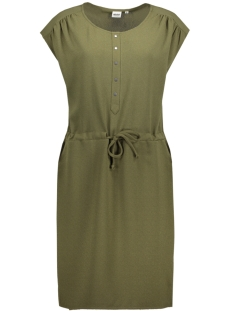 OBJDELTA DALLAS S/S DRESS 90 Ivy Green