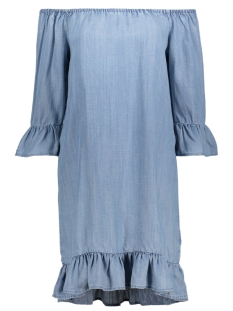 onlSECO LIGHT BLUE SHOULDER DRESS Q 15133863 Light Blue Denim