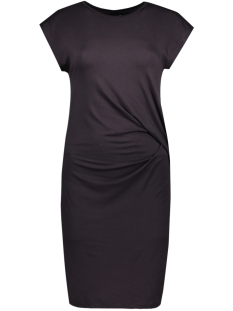 Vero Moda Jurk VMHILDE S/S SHORT DRESS D2-4 LOCAL 10180851 Black
