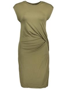 Vero Moda Jurk VMHILDE S/S SHORT DRESS D2-4 LOCAL 10180851 Ivy Green
