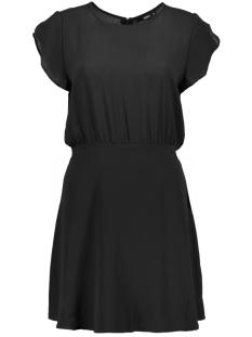 onlTAMMY S/S SHORT DRESS WVN 15135077 Black