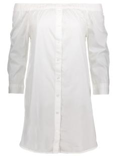 JDYTIFFANY 3/4 OFF SHOULDER DRESS WVN 15131860 White