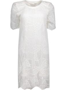 OBJLIZZY S/S DRESS 90 23024259 Gardenia