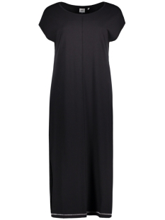 Object Jurk OBJSANDY S/S LONG DRESS .I RPT 23024667 Black