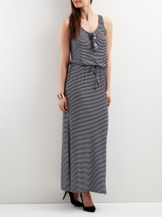 objstephanie maxi dress noos 23021524 object jurk sky captain/sky cap