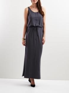 objstephanie maxi dress noos 23021524 object jurk solid asphalt