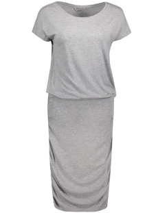 Only Jurk onlMOSTER S/S DRESS JRS 15144816 Light Grey Melange