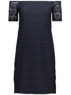 VIMONIE LACE OFF-SHOULDER DRESS 14042057 Total Eclipse