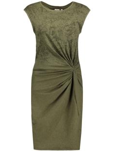 OBJANNE S/S DRESS 91 23024505 Ivy Green