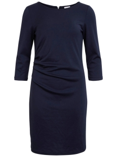 VIKRISTIN 3/4 SLEEVE DRESS 14043620 Total Eclipse