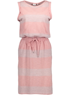 Object Jurk OBJKAROLINA S/L DRESS OEKO TEX .I 9 23024476 Misty Rose