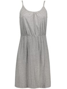 VMENJOY S/L SHORT DRESS MIX GA JRS 10181107 Light Grey Melange