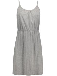Vero Moda Jurk VMENJOY S/L SHORT DRESS MIX GA JRS 10181107 Light Grey Melange
