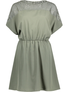 onlMOLLIE S/S DRESS WVN 15144534 Agave Green