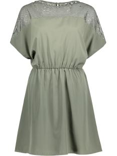 Only Jurk onlMOLLIE S/S DRESS WVN 15144534 Agave Green