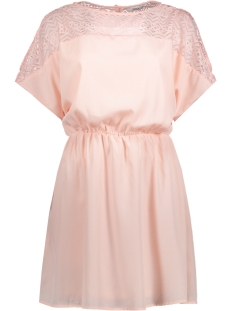 onlMOLLIE S/S DRESS WVN 15144534 Peach Whip