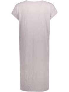 vmdarcia ss abk dress dnm jrs 10181099 vero moda jurk light grey mela/melange