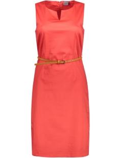Vero Moda Jurk VMPEKAYA S/L SHORT DRESS 10179270 Hibiscus