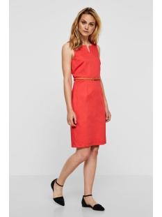 vmpekaya s/l short dress 10179270 vero moda jurk hibiscus