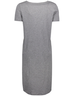 pcmessli dress 17083890 pieces jurk medium grey melange
