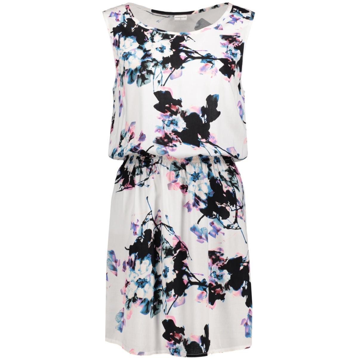 jdyepic s/l dress wvn 15129877 jacqueline de yong jurk cloud dancer/epic dusty