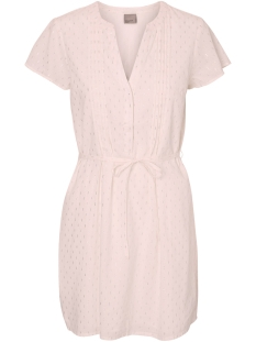 VMSILVER CAPSLEEVE SHORT DRESS 10181608 Peach whip