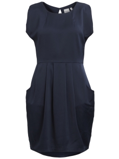 OBJEMMA SHADY S/S DRESS A 23024568 Sky Captain